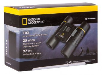 Бинокль Bresser National Geographic 10x25