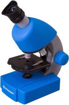 Bresser Junior 40x-640x (синий)